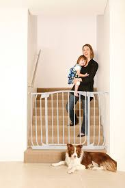 Pressure Mounted Baby Gate Amazon Com Dreambaby Chelsea Hallway Auto Close Security Gate In