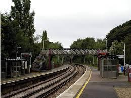 Bursledon railway station