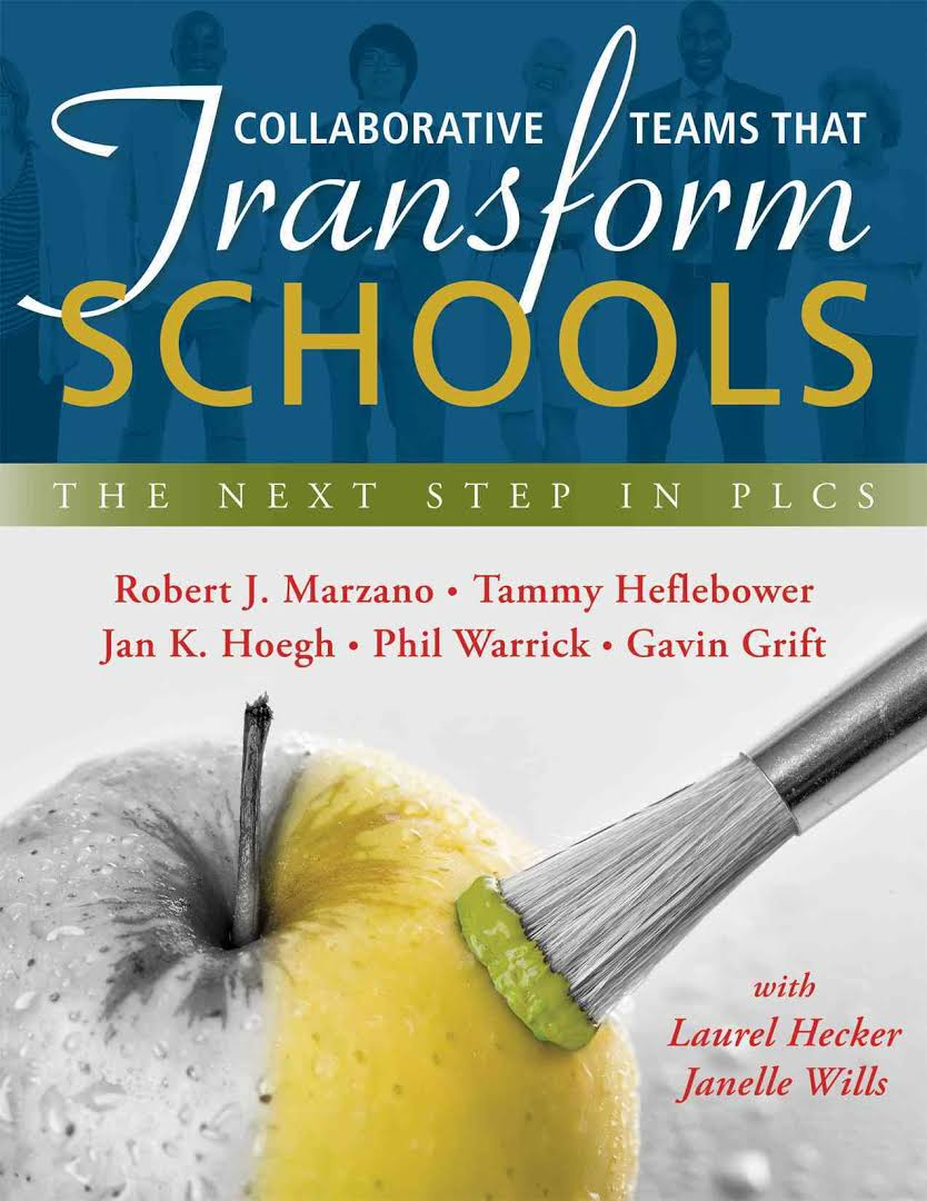 Image result for collaborative teams that transform schools