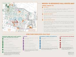 Map Card Austin by Mooov In Checking In Division Of Housing And Food Service The