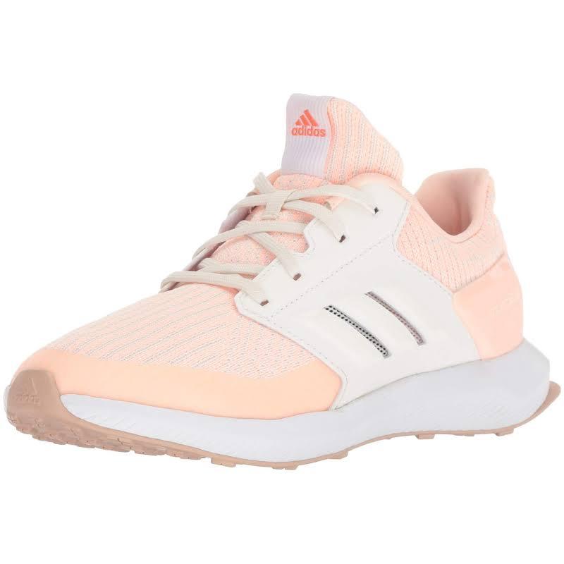 adidas Rapidarun Knit Junior Sneakers Orange- Girls