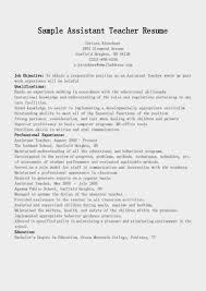 Resume Samples for Teaching Job   Dawtek Resume and Esay How To Teach Resume Writing  free sample resume template  cover