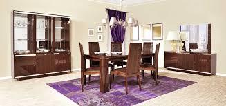 Purple Dining Room Dining Room Dazzling Dining Set Design Styles Sindeta Interior