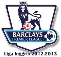 jadwal liga inggris 2012-2013