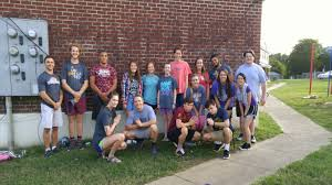 backyard bible club creates opportunity for community outreach