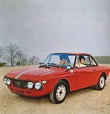 original lancia fulvia coupe 1 2 hf 1969 advertisement lancia