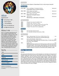 Best Resume Header Format by