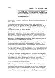 Advisory Board Appointment Letter Template Kpmg Audit Associate Cover Letter
