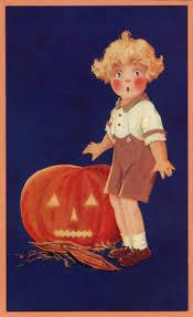 78 best halloween postcards images on pinterest vintage cards