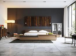 Black And White Bedroom Designs Modern Bedroom Design Black White - Black bedroom designs