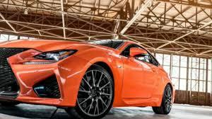 lexus rc modifications lexus rc f orange sport youtube