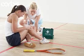 Spor Sakatlıklarında İlk Yardım