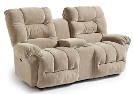 reclining sofa and loveseat sets with console best home