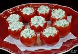Как фаршировать помидоры