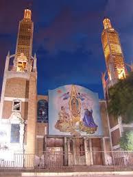 Esta es la iglesia de Nuestra Señora de Guadalupe