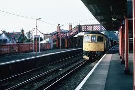 Upper Warlingham railway station