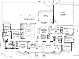 10 000 Square Foot House Plans Sure Don U0027t Need 6 Bedrooms A Library Etc But I Like The