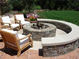 How To Make A Fire Pit In Backyard by Backyard Patio Ideas With Fire Pit Landscaping Gardening Ideas