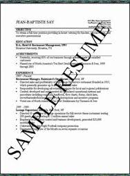 How to write a CV in English   Chronological CV   Part   Martin Jee s blog