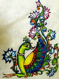 Mural Painting Sketches by Indian Mural Art Designs Crowdbuild For