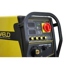 bossweld power pro 250 multiprocess compact mig stick tig welding