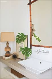 Bathroom Mirror Ideas On Wall Best 25 Bamboo Mirror Ideas On Pinterest Bamboo Crafts Bamboo