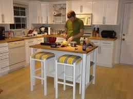 Kitchen Island Carts On Wheels Kitchen Island Bar On Wheels