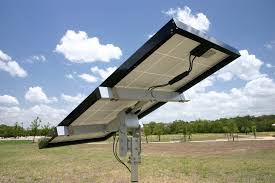 Example of a Solar Tracker