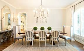 dining room table centerpieces everyday crystal chandelier white