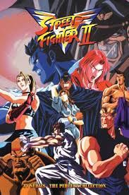 Street Fighter 2 The Animated Movie Dublado 1994