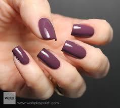 dior purple mix 887 work play polish