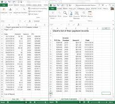 Two Way Tables Worksheet Excel U2013 Using Vlookup To Compare Two Lists Pain In The Tech Blog