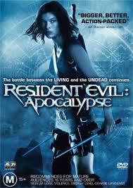 Resident Evil 2 Apocalypse / Resident Evil 2: Apocalipsis