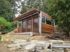 Backyard Office Prefab by Small Prefabs As Backyard Offices Office Spaces Foundation And