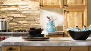 Shelf Kitchen Cabinet Reclaimed Wood Cabinets Beige Granite Worktop Gas Range White
