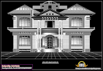 house front elevation photos chennai