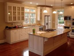 kitchen decor wonderful modern design solid wood cabinets
