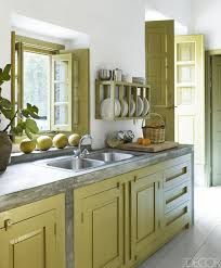 Top Of Kitchen Cabinet Decor Ideas 10 Green Kitchen Design Ideas Paint Colors For Green Kitchens