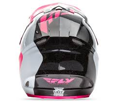 Racing F2 Carbon Pure Womens Motocross Helmets