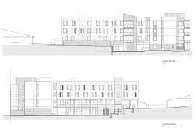 Elevation Symbol On Floor Plan Robert Menzies College Student Accommodation Allen Jack Cottier