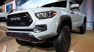 toyota cars usa 2017 toyota tacoma trd pro exterior walkaround price site toyota