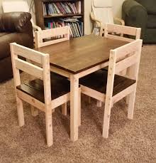 Childrens Garden Chair Kids Table And Chairs Do It Yourself Home Projects From Ana
