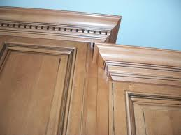 Molding On Kitchen Cabinets American Kitchen Corporation Crown Molding American Kitche U2026 Flickr