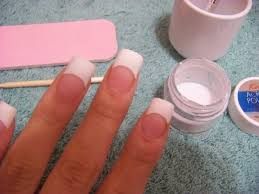 this is a very good video on how to do your own natural acrylic