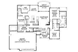 Ranch House Plan by Ranch House Plans Little Creek 30 878 Associated Designs