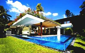 amazing ultra modern house for spacious and stylish look
