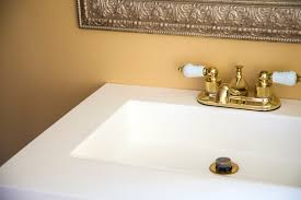 How To Stop A Leaky Kitchen Faucet by Can I Repair A Water Damaged Bathroom Vanity Angie U0027s List