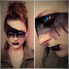 Halloween Kids Witch Makeup by Mad Max