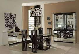 Contemporary Dining Room Sets Modern Dining Room Ideas Pinterest Wood Set Double Bar Stretcher