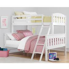 white bunk beds with stairs full over full bunk beds with stairs